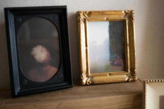 「額縁とポートレート」展画像1-e1443429056104