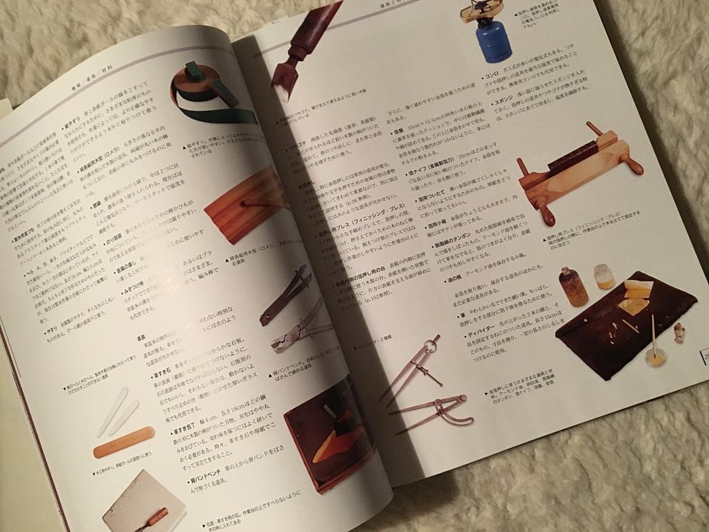 西洋製本図鑑 (1)